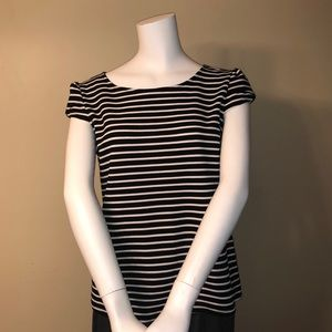 Mandy Evans Striped Top